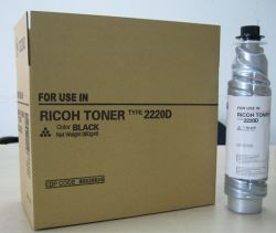 A Ricoh 2220d Kit de Toner para copiadora
