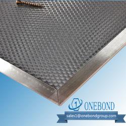 Expandiu Onebond 3003 Series alumínio alveolado Core para painéis compostos (3003 e 5052)