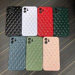 2021 도매 럭셔리 스타일 PU 가죽 디자인 휴대폰 케이스 iPhone용 Samsung Designer Phone Cases Factory Price