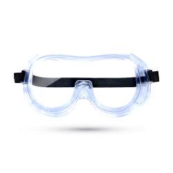 Медицинские защитные очки Goggle безопасности SGS EN CE166, SGS ANSI 287.1, FDA одобрил Arena Антифог Arena очки защитную косвенные вентиляционную детей