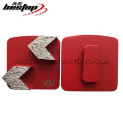 Konkreter Diamant für Fußboden-abschleifende Schleifmaschine