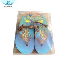 Couleur PP PVC Recyclable personnalisée pliage en plastique PET boîte à chaussures