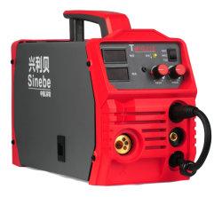MIG profesional portátil inversor IGBT de máquina de soldadura MIG200 la soldadora soldadura Panel de plástico