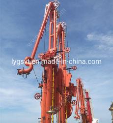 Benzina / diesel / combustibile / olio di petrolio / chimico Braccio di carico marino