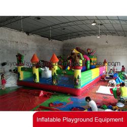 2020 горячей продажа надувной парк Большой надувной Bouncer для детей