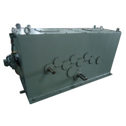 Getriebe des Gang-Reduzierstück-anpassen Getriebe-Richtungs-änderndes Getriebepinwheel-Getriebe-Zwilling Gearboxs Tepper Geschäftemacher-drei