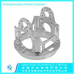 AluminiumEdelstahl CNC-maschinell bearbeitenteile/Ersatzteile