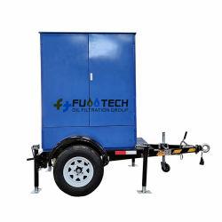 Purificador de aceite para transformadores de alto vacío para el reciclaje de aceite aislante de residuos Y limpieza