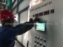Dosando sistema/mescolando il sistema di mescolanza della strumentazione/macchina di plastica/trasportatore di plastica vite/del macchinario/pesare l'alimentatore del trasportatore del sistema/trasportatore pneumatico/vuoto