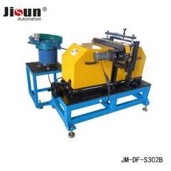 Automático CNC Double-Head desbarbado estilo corto de la máquina para el procesamiento de TUBO TUBO del sistema HVAC
