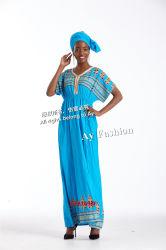 المرأة الأفريقية الجميلة الأنيقة اللباس نموذج جديد