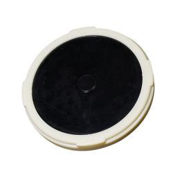 Wasseraufbereitungsanlage EPDM verurteilen Luftblasen-Platten-Diffuser- (Zerstäuber)platte-Sauerstoff Mikroluftblasen-Diffuser (Zerstäuber)