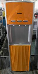 Déplacement rapide trois robinets distributeur d'eau Ss réservoir avec réfrigérateur