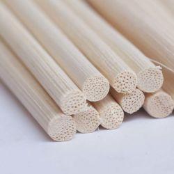Unscentの環境に優しい香りのタケ木の藤のリード拡散器の棒