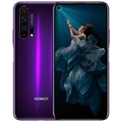 """Honra 20 Cellphone Kiri 980 Octa Core 6.26"""" 6GB128GB 48MP quatro câmaras Smartphone Huawei"""