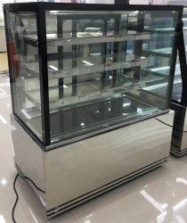 Kuchen-Schaukasten-Bäckerei-Schrank-Ideal für Gaststätten, Kaffee, Kuchen-Systeme