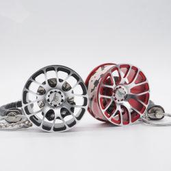 Алюминиевый колесный диск со ступицей колеса и шины в подарок, зависание колеса