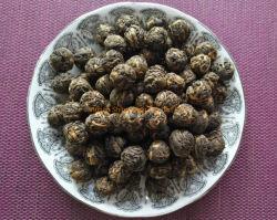 Tè nero del cinese della perla nera famosa Premium del drago