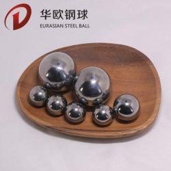 De Magnetische Bal van uitstekende kwaliteit AISI304 van de Bal van het Roestvrij staal van het Metaal van 1 Duim voor Verkoop