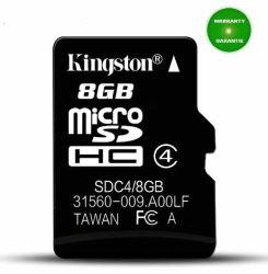 بطاقات ذاكرة Micro SD الأصلية سعة 8 جيجابايت C4 لكل بطاقات الذاكرة الرقمية المنتجات