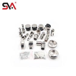 Sva-0027 Frameless schiebendes Glas-Befestigungs-Badezimmer-Zubehör für ausgeglichenes Glas