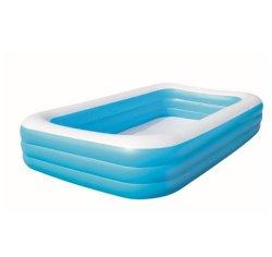 Custom ПВХ для взрослых детей складная надувной бассейн