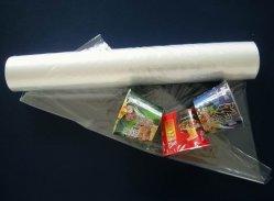 غشاء بوليفين بولي فين القابل لإعادة التدوير قابل للتقليص الساخن لماكينة التعبئة التلقائية سعر لفة التغليف البلاستيكي