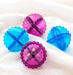 غسالة متعددة الألوان من PVC غسيل الكرة غسيل الملابس