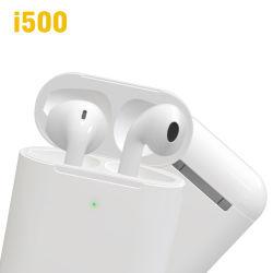 С зарядным устройством громкой связи случае шумоподавления Bt наушники Tws I500 беспроводные наушники-вкладыши
