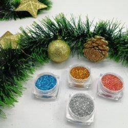 Les paillettes d'artisanat et de paillettes de PET Poudre pour Craft & Nail Art