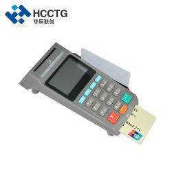 バンクのPindpadのキーパッドPOSの接触チップ無接触NFC磁気カードの読取装置LCDの表示Z90pd