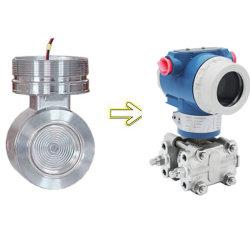Sensor van de Druk van de Capacitieve weerstand van de Zender van de Sensor van de Druk van het metaal de Capacitieve Differentiële