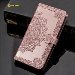 جلد مطر علوي لحقيبة iPhone، علبة هاتف من الجلد PU لجهاز iPhone XR، محفظة علبة تحتوي على فتحة بطاقة