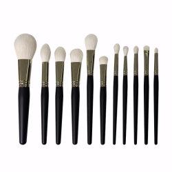 Usine meilleur de la nature de la poudre de Cheveux Animaux Blush Foundation Eye Contour Concealer Face Lash lèvre cosmétiques ensemble brosse de maquillage