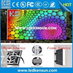 P6.67/P8/P10 LED-videomuur IP67 onderhoudsdienst voor waterbestendige voorzijde LED-display voor buiten
