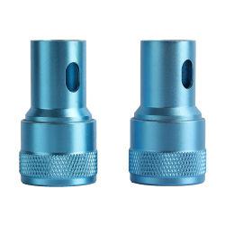 カスタム OEM 精密アルミニウム / ステンレススチール / 金属 / プラスチック CNC 機械加工機械機械機械加工 ハウジング