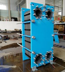 L'exportation Hrsb diverses séries de métal plaque amovible SS316 Joint échangeur de chaleur pour le transfert de chaleur chaud du système de commerce de gros