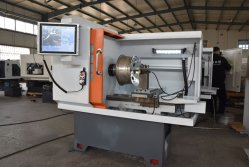 Macchina Smart22W di riparazione del cerchione della lega delle macchine della lega del taglio del diamante