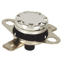 Le thermostat bilame Élément de chauffage électrique avec les thermostats de la température de l'interrupteur de coupure TUV UL CQC 5A 10A 16A