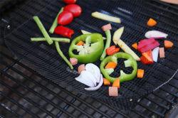 Fácil de limpar a alta qualidade Non-Stick reutilizáveis Food Garde Malha churrascos para grelhar