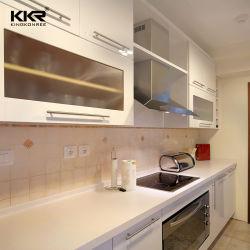 Fabrik kundenspezifische Countertop ausgeführte Küche-oberste künstliche feste Gegensteinoberfläche