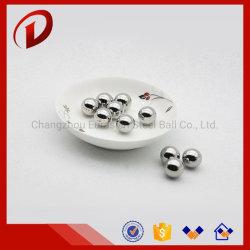 100CR6 Suj2 Chrome la bola de acero para catapultar la bola