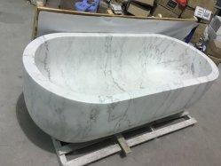 Disipador de buque talladas a mano natural/pedestal independiente ducha Onyx//Mármol granito bañera de piedra para Muebles de Baño