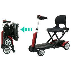 CE 認定の舗装スマート折りたたみ電動移動スクーター