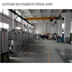 المكنسة الكهربائية التجانس عملية تصنيع المازج/شامبو الشامبو/الصابون السائل/كريم لوشن