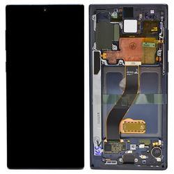 Original completo preço bom conjunto de tela de LCD para a Samsung Nota 10 Nota 10+ Nota 10 Plus