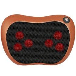 Наиболее востребованных электрический переносной горловины плечевой пояс массажер массаж Шиатсу подушка с тепло для автомобиля и дома используется
