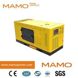 Abrir/Silent/reboque 30kVA 24kw Prime 33kVA 26kw Isuzu espera poder gerador Grupo Gerador eléctrico de gasóleo