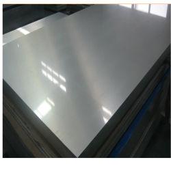 In de fabriek aangepast aluminium/aluminium vlak/vlak/plaat met PE-folie aan één zijde 1050/1060/1100/1235/3003/3102/8011