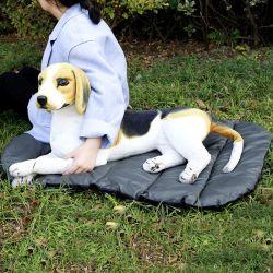 Удобные дышащий материал Pet собака кровать для обеих сторон